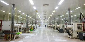 راه اندازی خط تولید ماسک N۹۹