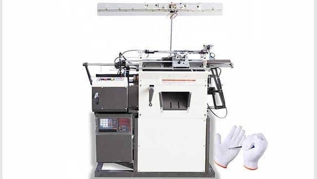 خط تولید دستگاه تولید بافت دستکش